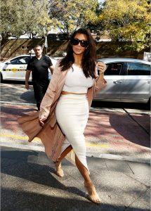 Kim Kardashian West shopping for Australian Designers at The Intersection